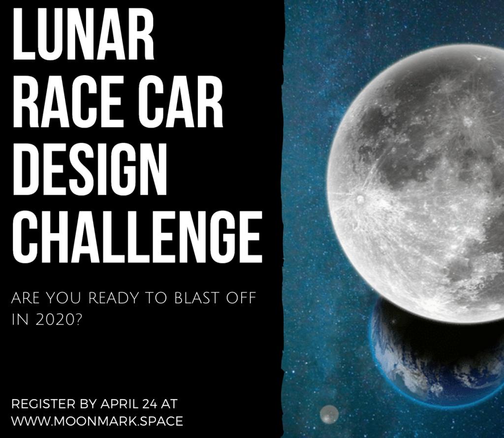 Lunar Race Car Design Challenge