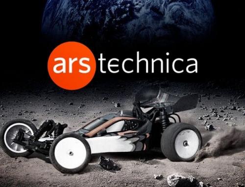 Moon Mark Lunar Race Car Design Challenge