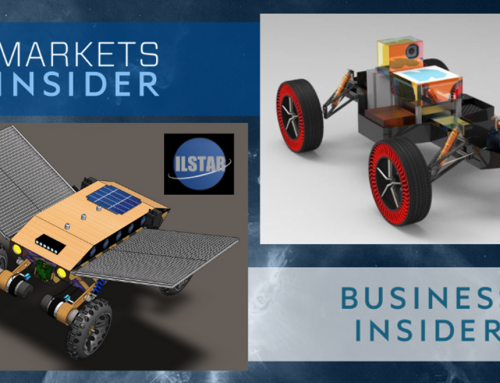 Moon Mark High Schoolers Design $50k Space-Worthy Lunar Race Cars in 4 Weeks