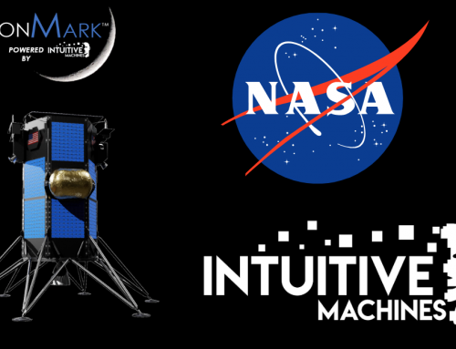 Congratulations to our Space Partner, Intuitive Machines, for NASA's 'Tipping Point' Contract Award!