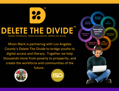 Partnership with Delete The Divide