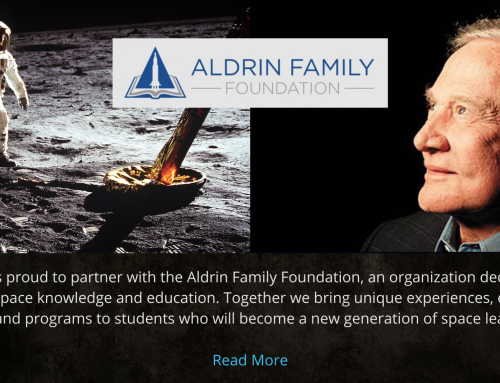 Partnership with Aldrin Family Foundation