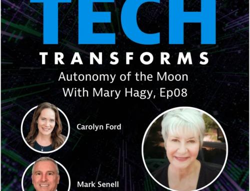 Moon Mark on Tech Transforms
